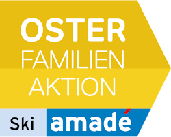 Easter family action ski amade