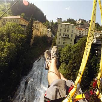 Flying Waters in Gastein