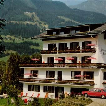 Hotel Außenansicht 1971