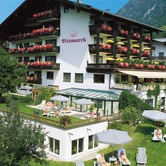 Hotel Außenansicht im Jahr 2001