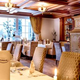 Bismarckstube at the Hotel Bismarck