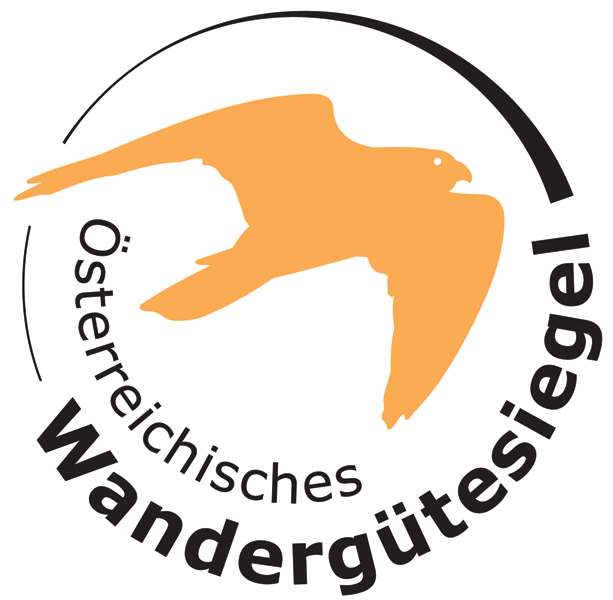 Austrian Hiking Quality Seal Logo